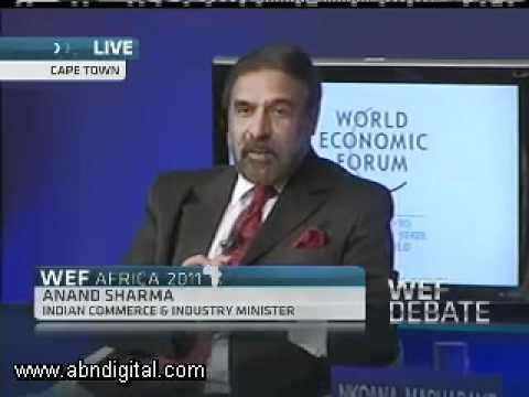 World Economic Forum on Africa 2011 Debate - Q&A