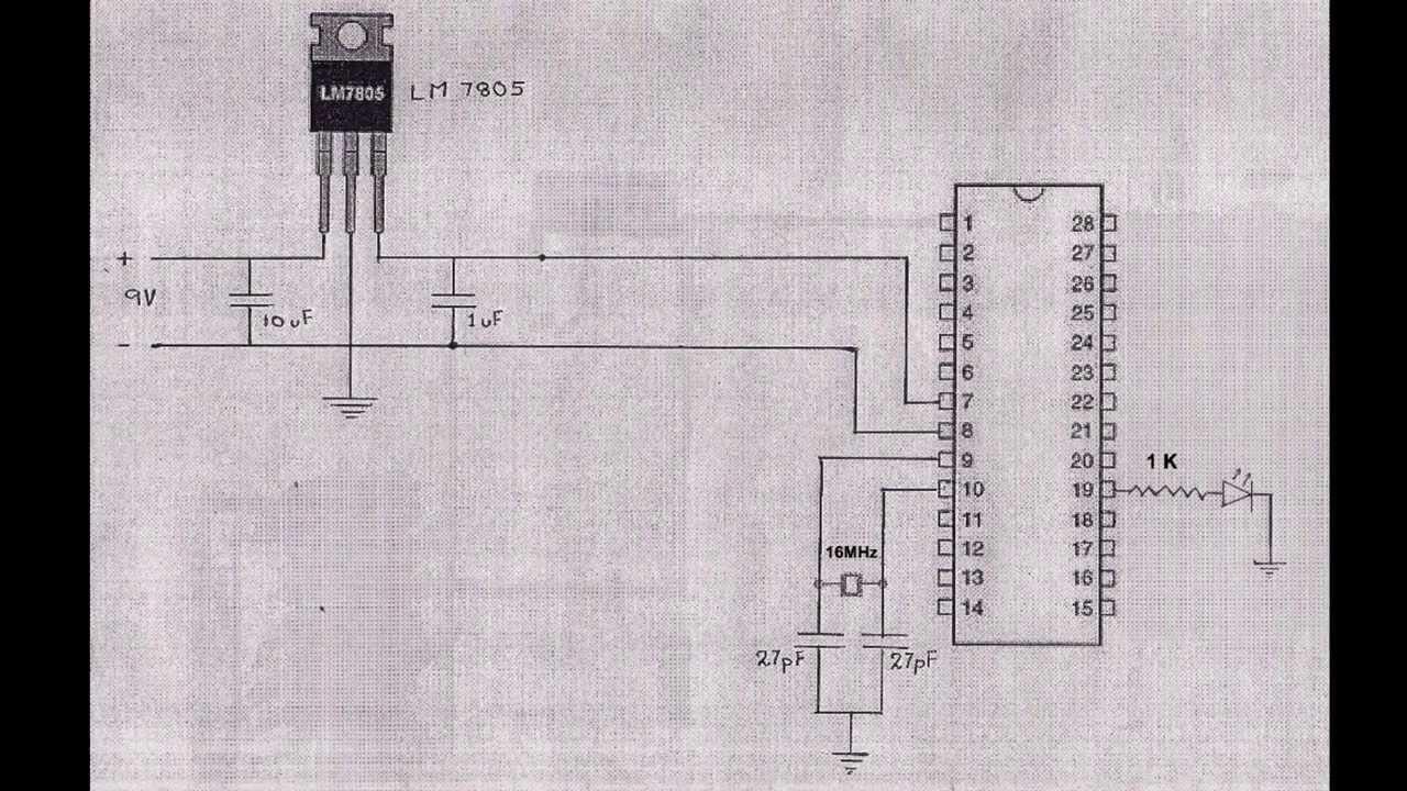 Seperate ATmega328 From Arduino Board
