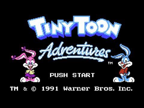 Tiny Toon Adventures - NES Gameplay