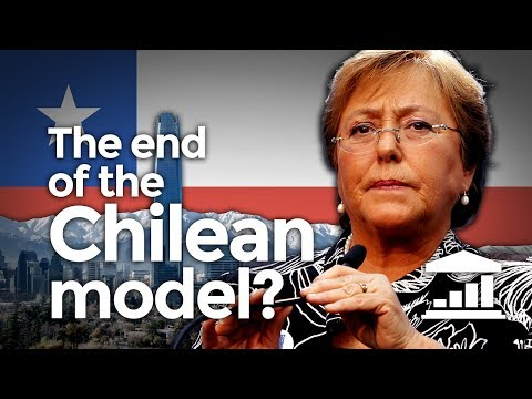 Why Has CHILE Stopped GROWING? - VisualPolitik EN