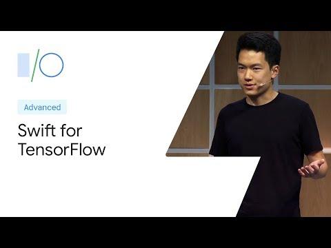 Swift for TensorFlow (Google I/O'19) thumbnail