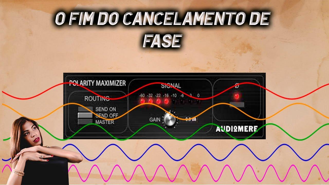 Edição Automatica de Cancelamento de Fase - Polarity Maximizer