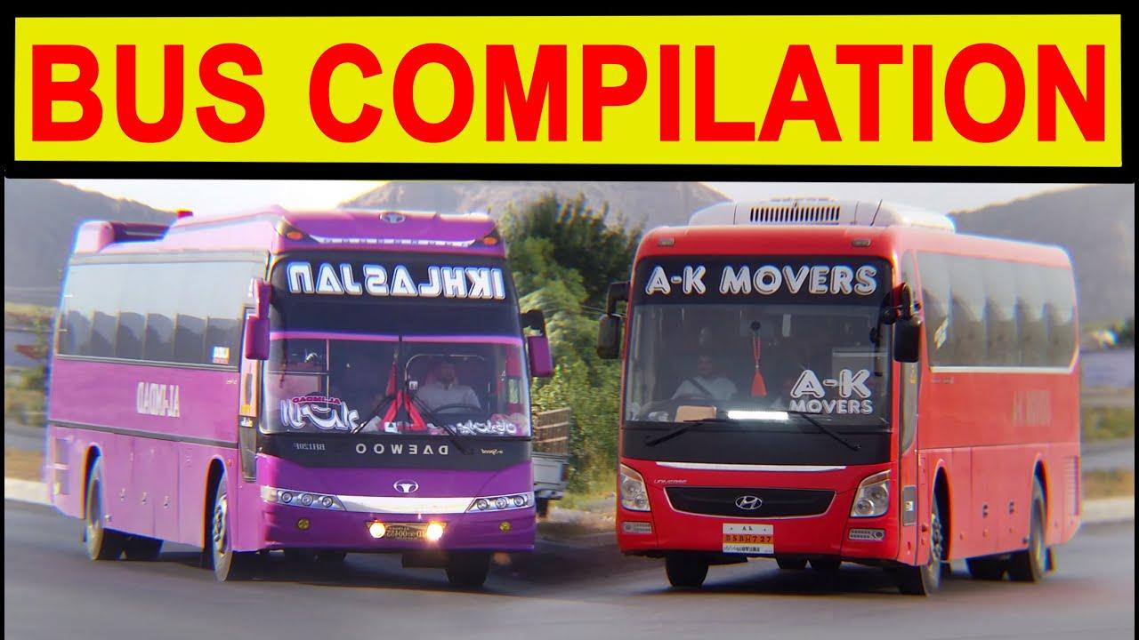 Coach Bus Compilation 2020 Part-3 || Hyundai Universe Bus || Yutong Bus || Daewoo Bus || Sleeper Bus