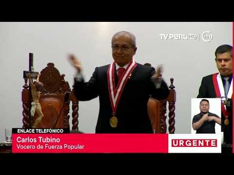 Pedro Chávarry: las reacciones que generó su anuncio de renuncia