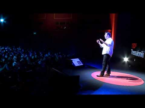 Music from the Cradle: Efthymios Papatzikis at TEDxThessaloniki