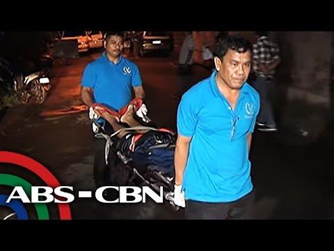 TV Patrol: 2 'hitman', patay matapos makipagbarilan sa pulis sa Pasay