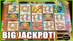FINALLY WE HIT A JACKPOT ON CLEOPATRA ❗️ HIGH LIMIT SLOT MACHINE
