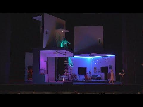 "Ópera ""A cidade morta"", entre Hitchcock e Freud"