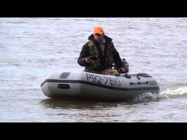 лодка sealine 2-270
