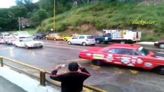 arribo de la carrera panamericana 2014 Oaxaca