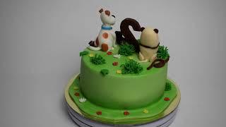 Торт тайная жизнь домашних животных