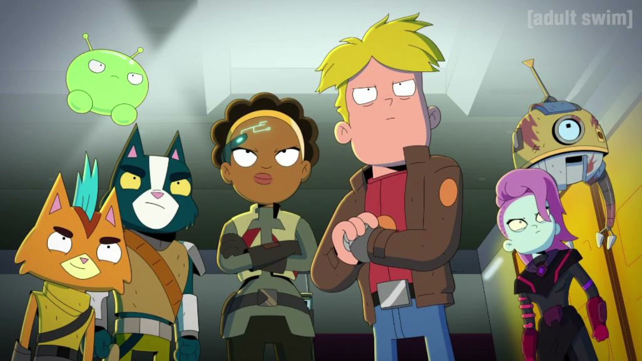 Download Final Space Season 3 Episode 9 (Spoilers!!!) -  The Season Is Beginning Its Wrap Up
