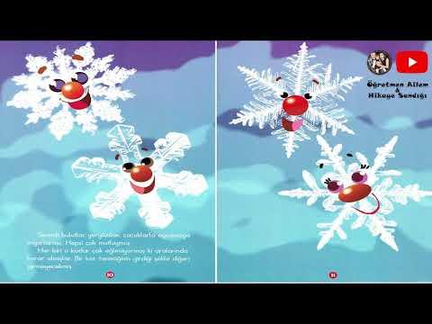 Kar tanesi    Snowflake Story   Masal dinle   Türkçe peri masallar