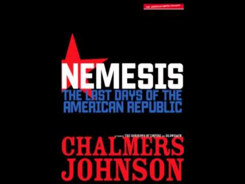 Chalmers Johnson on CIA Corruption