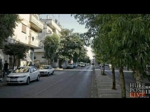 How Syria's War Completely Destroyed This Street In Homs