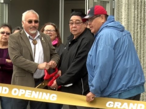 Redby Opens New Community Center