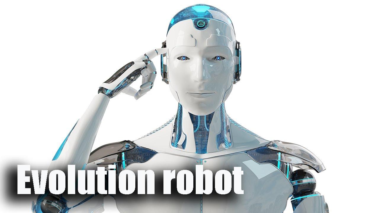 Robot d'évolution vous