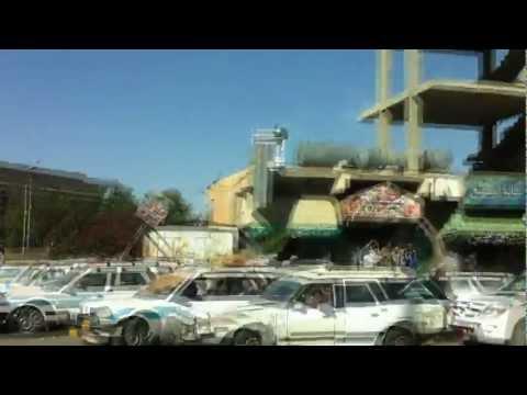 yemen sanaa gezisi klip güngör süngü 20,21-10-2012