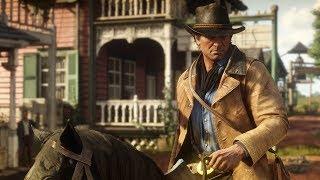 Ekipa na dzikim zachodzie (01) Red Dead Redemption 2 Online 1