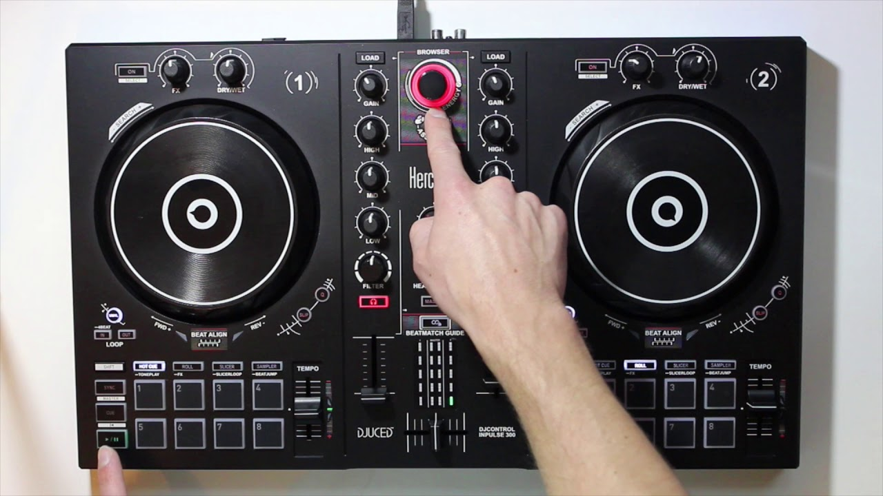 HERCULES DJ CONSOLE SOUND DRIVERS FOR PC