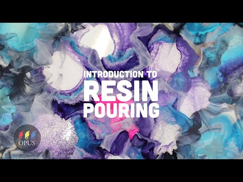 How To: An Introduction to Resin Pouring - 4 Easy Techniques