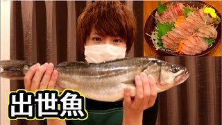 【フッコ】大きな出世魚を捌く【赤髪のとも】