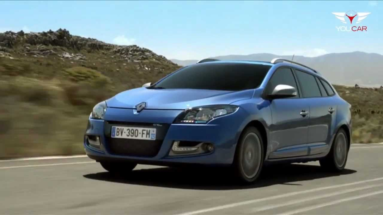 2012 renault megane estate gt line youtube. Black Bedroom Furniture Sets. Home Design Ideas