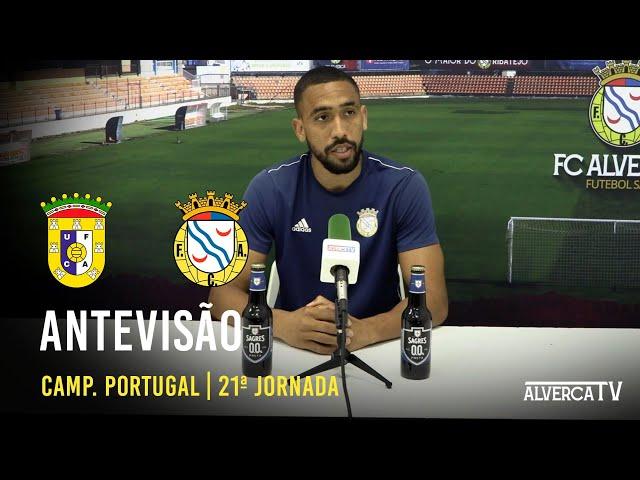 U. Almeirim - FC Alverca | Antevisão