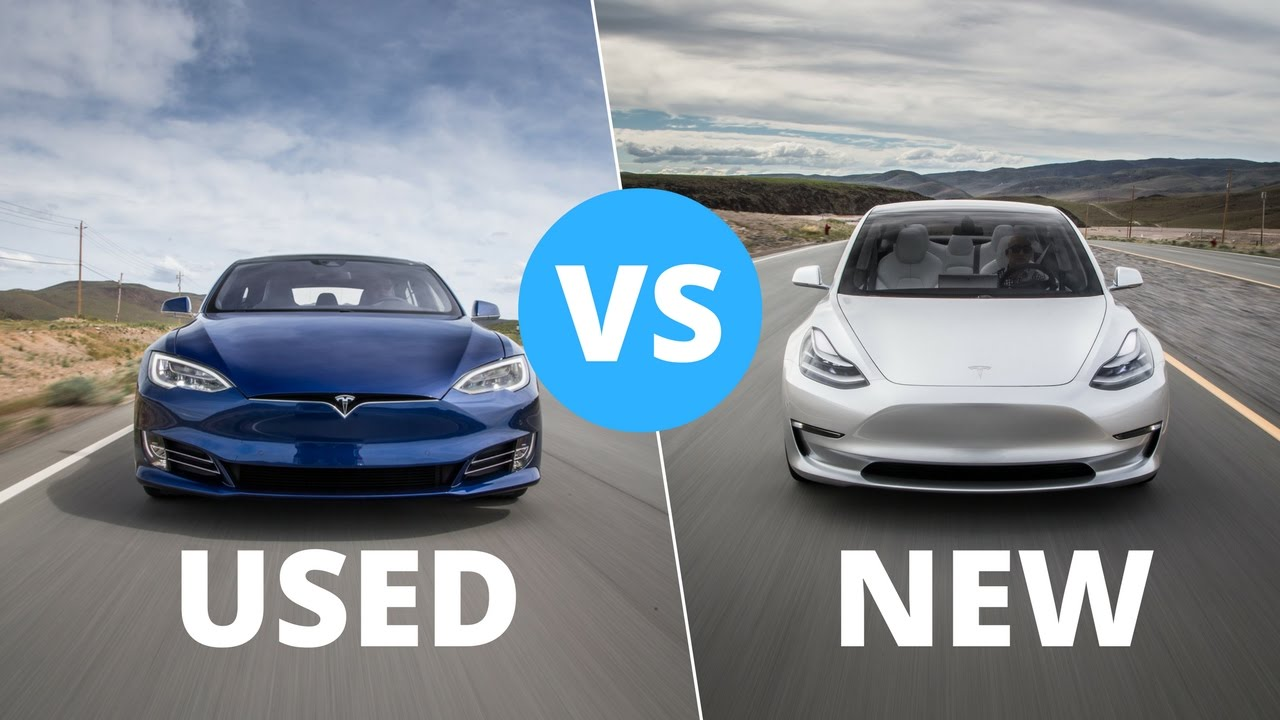 Tesla Model 3 New Vs Model S Used Are Autopilot 2 0