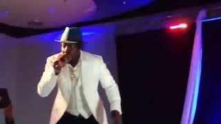 Shabba Ranks - Trailer Load A Girls (Live @ Robert Treat Hotel - Newark, NJ)