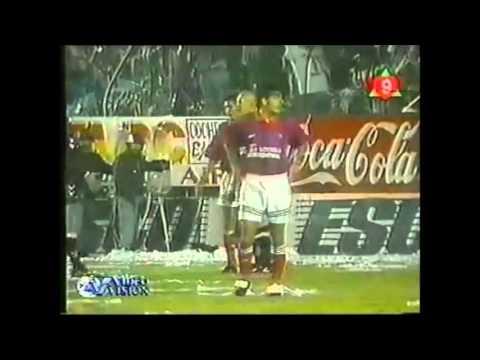 Huracán Corrientes 2 - Talleres de Córdoba 2 (Nacional B 1995/1996 Final Ida) Goles de Talleres