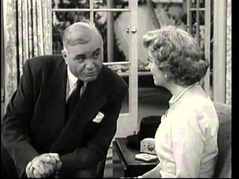 Burns and Allen: George Teaches Gracie Not to Be Careless