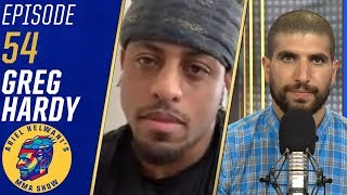 Greg Hardy previews Juan Adams fight, talks future in boxing | Ariel Helwani's MMA Show