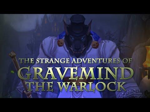 The Strange Adventures of Gravemind the Warlock - Level 1