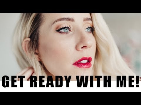 Get Ready with Me!!!  Everyday Makeup + Hair | Twist Me Pretty