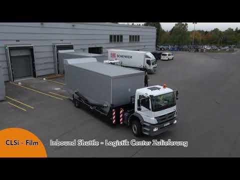 CLSI Logispeed - Siemens Schaltwerk Berlin