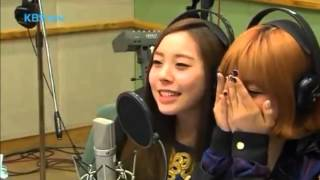 ladies code ashley eunb aegyo