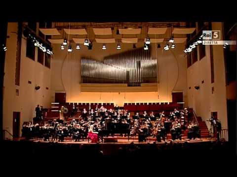 "Valentina Lisitsa - John Axelrod - Liszt ""Hungarian Fantasy"""