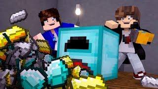 Minecraft: MUNDO L ORESPAWN - SUPER FORNALHA MULTIPLICADORA - ‹ JUAUM › #111