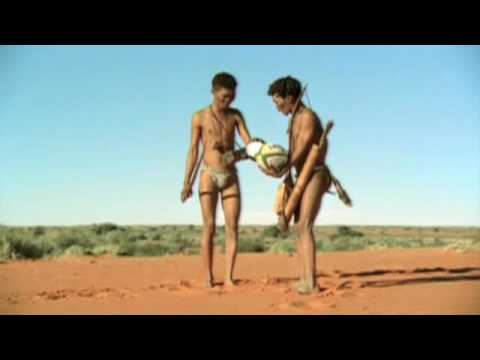 Vodacom 'Bushmen/Rugby'