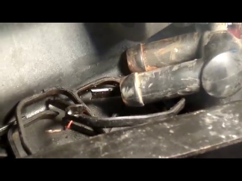 Ford Explorer Heater Hose Valve Replacement - YouTube