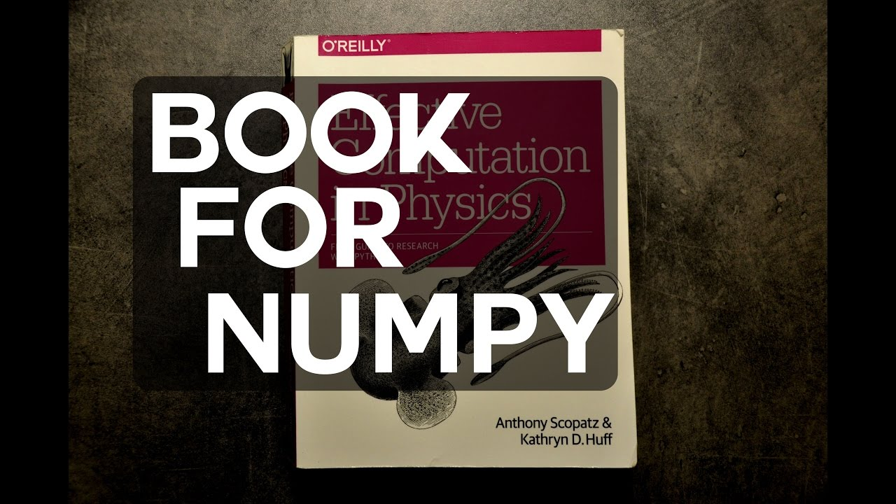 Best Books for learning Numpy in python, github and latex