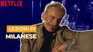 Lo Spietato  Lezioni di milanese  Netflix