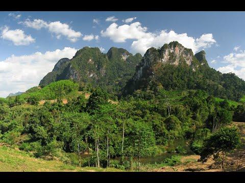 Thailand Cambodia Laos Malaysia. wild nature.