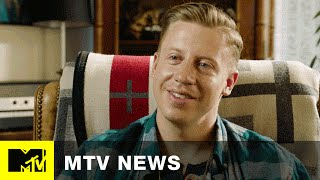 "Macklemore Takes On Fatherhood With ""Growing Up (Sloane"