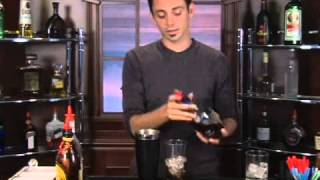 How to Make the Rhode Island Iced Coffee Mixed Drink