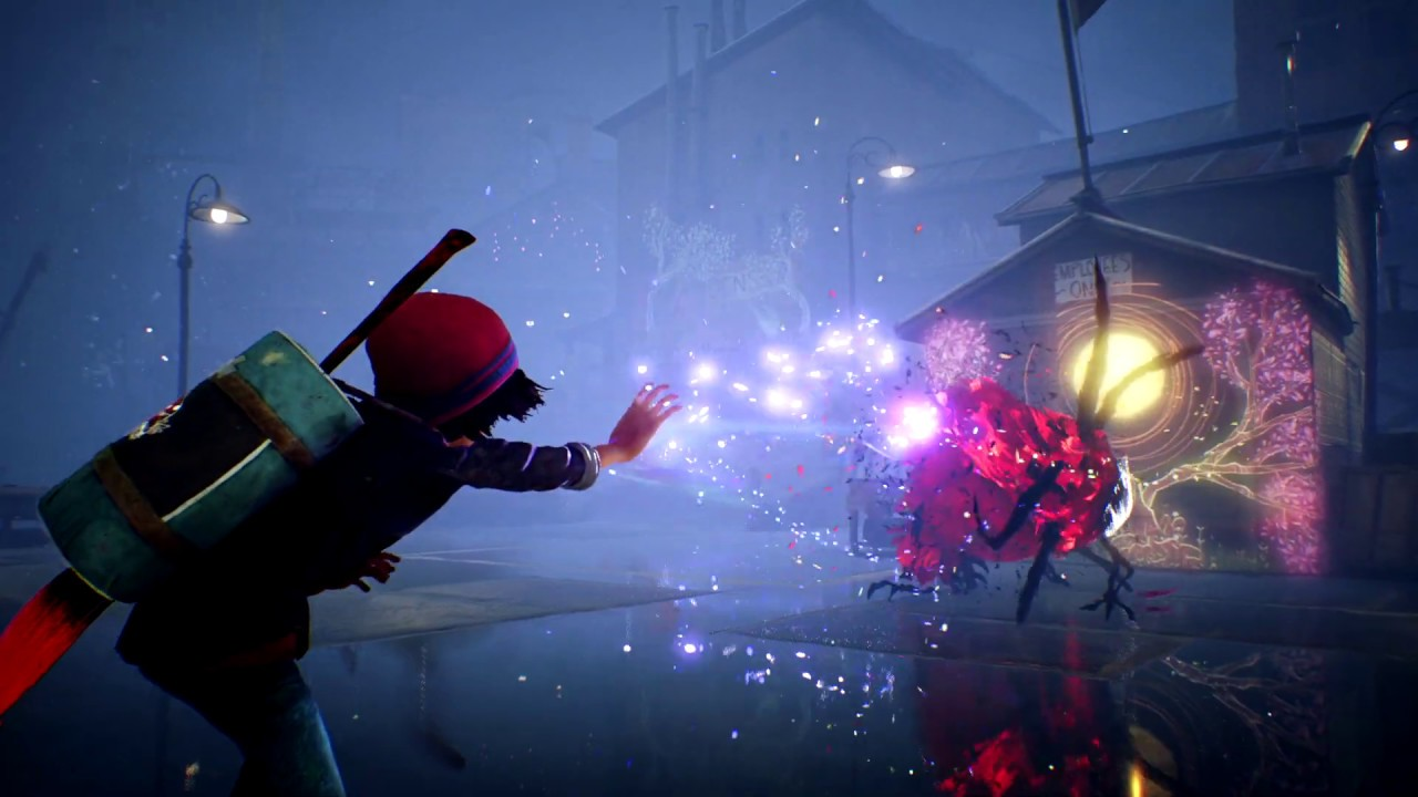 PS4『Concrete Genie』上市預告片