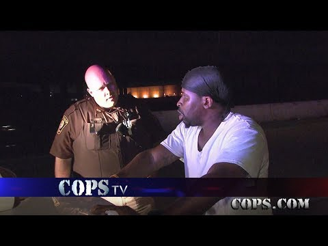 Within Reach and Loaded, Patrol Deputy Greg Ayres Jr., COPS TV SHOW