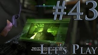 Batman: Arkham Origins - PS3 - Part 43 (Let