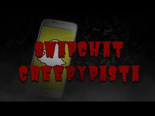 Creepypasta - Snapchat [Autorska]
